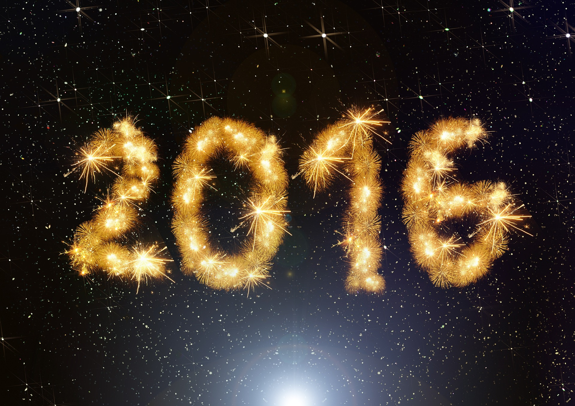 Financial New Year's Resolutions for 2016
