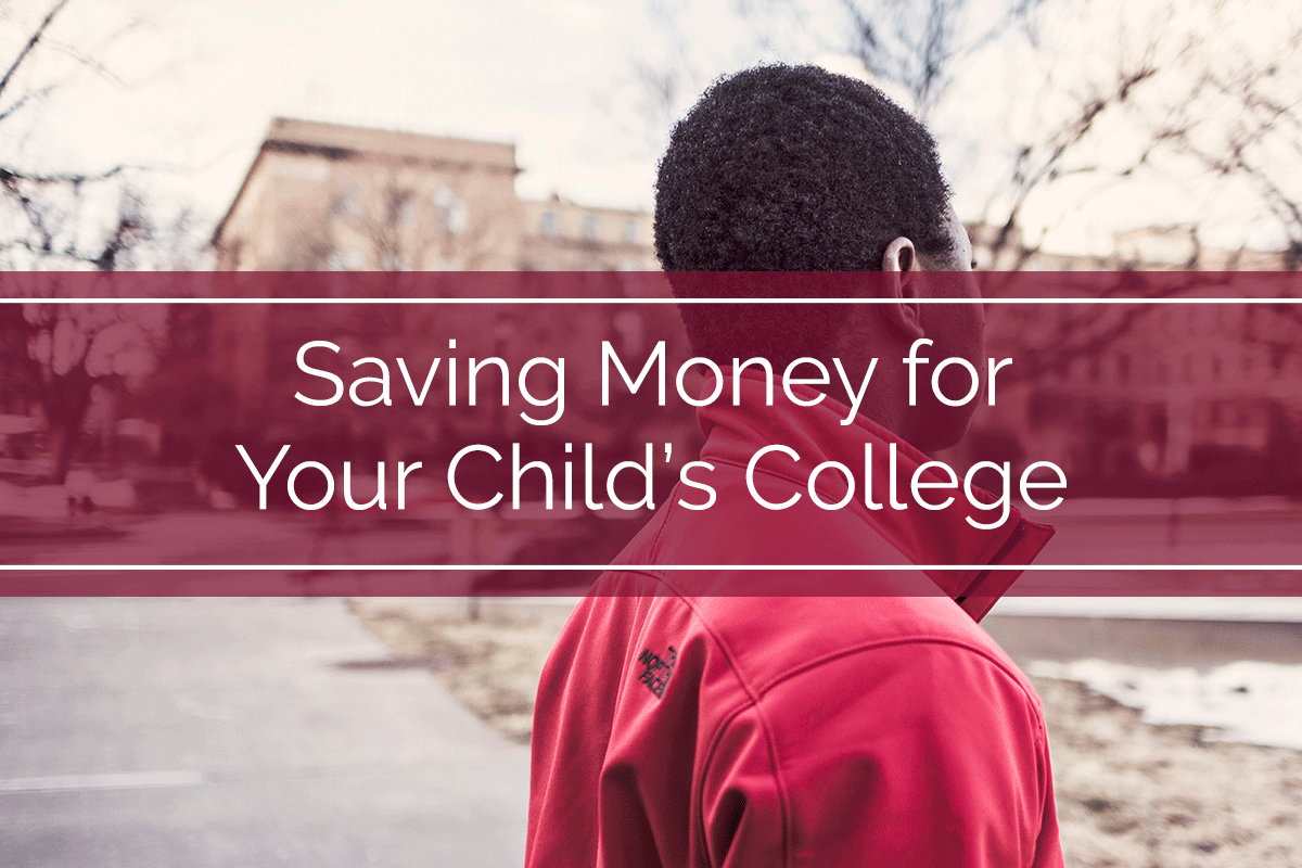 Saving Money for Your Child's College