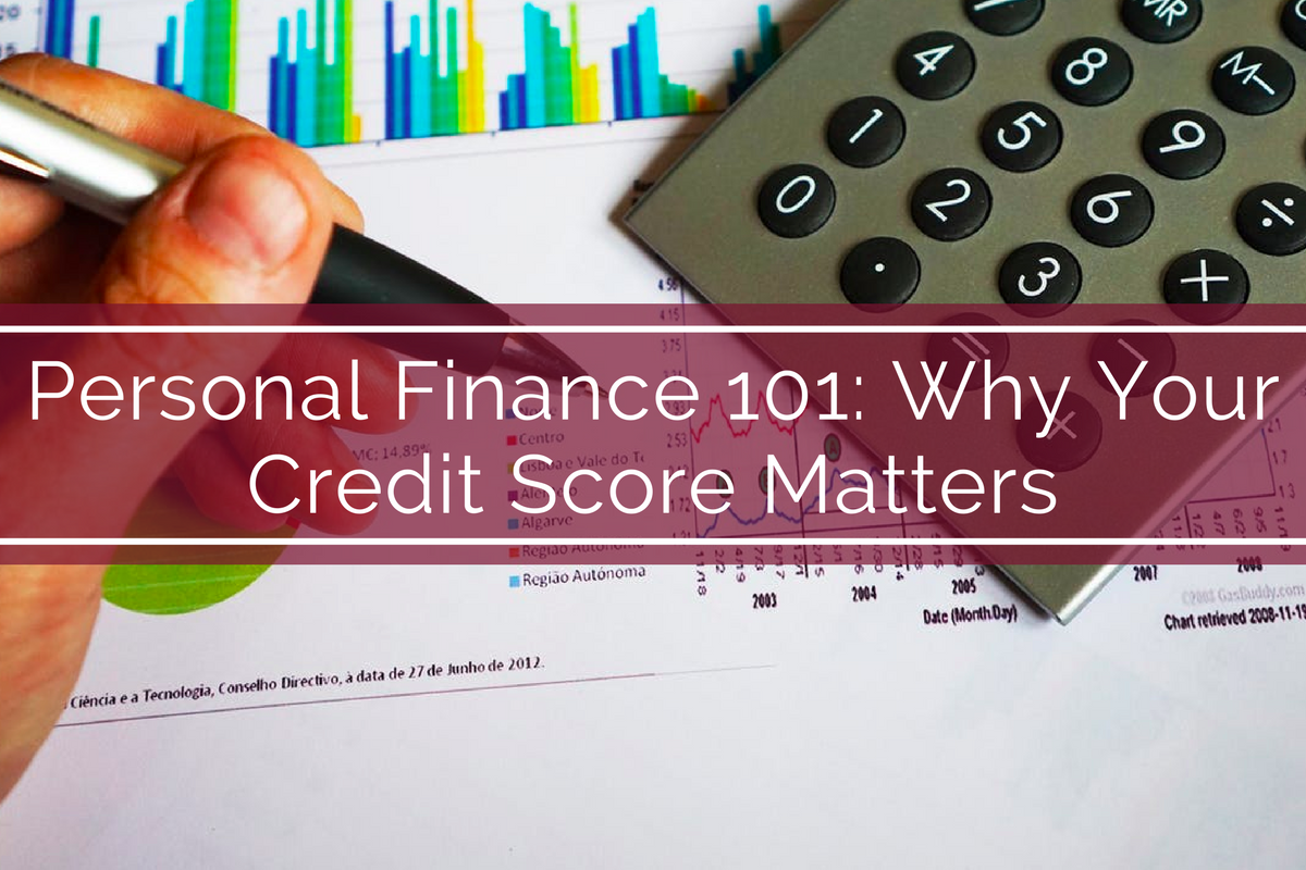 Personal Finance 101: Why Your Credit Score Matters