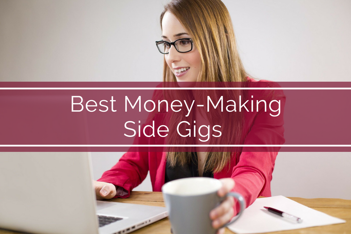 Best Money-Making Side Gigs