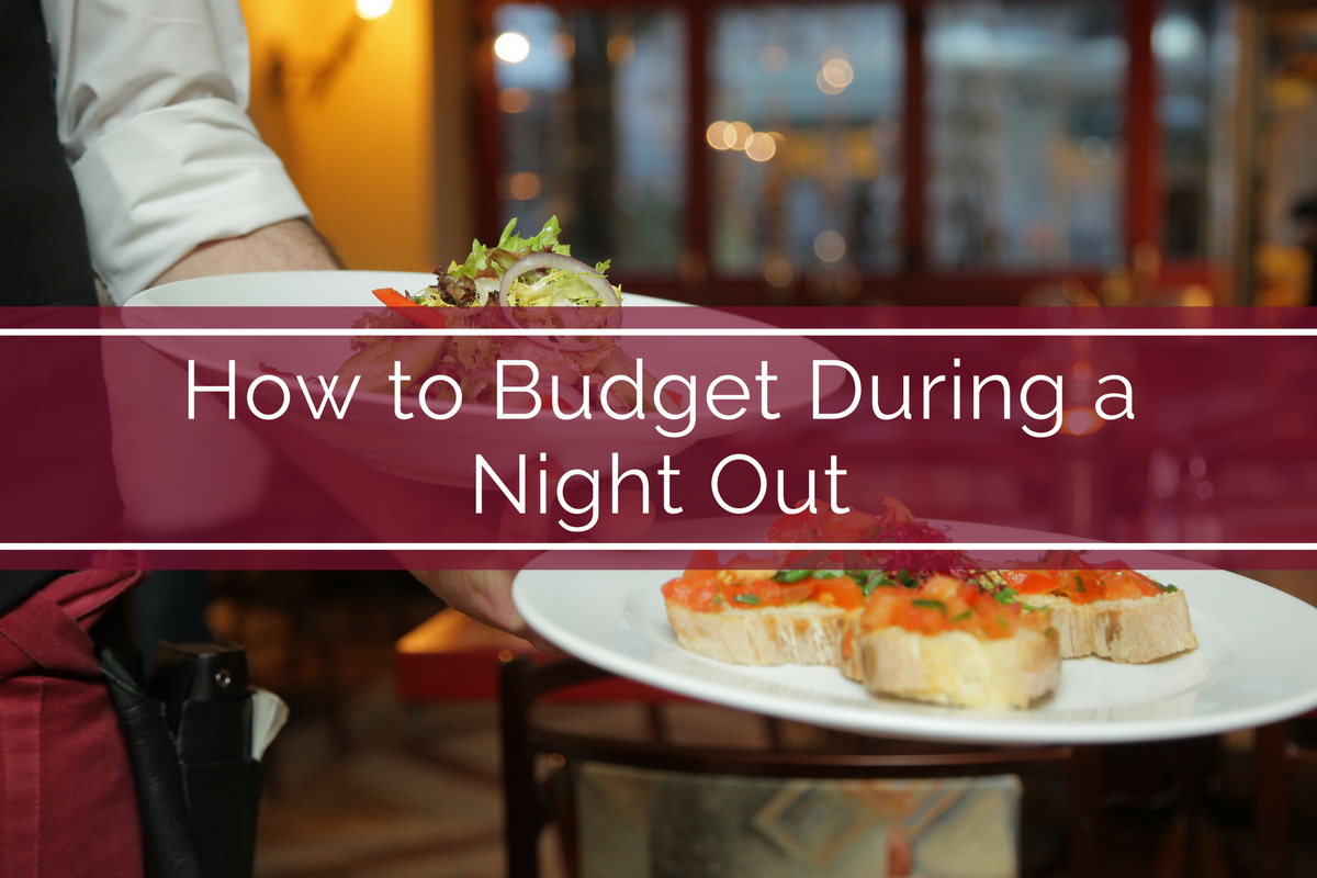 How to Budget During a Night Out